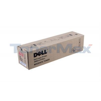 DELL 3000CN 3100CN TONER MAGENTA 2K